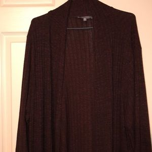 EUC duster cardigan